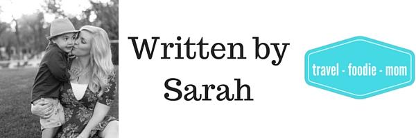Written bySarah