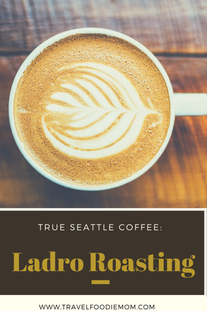 True Seattle Coffee: Ladro Roasting