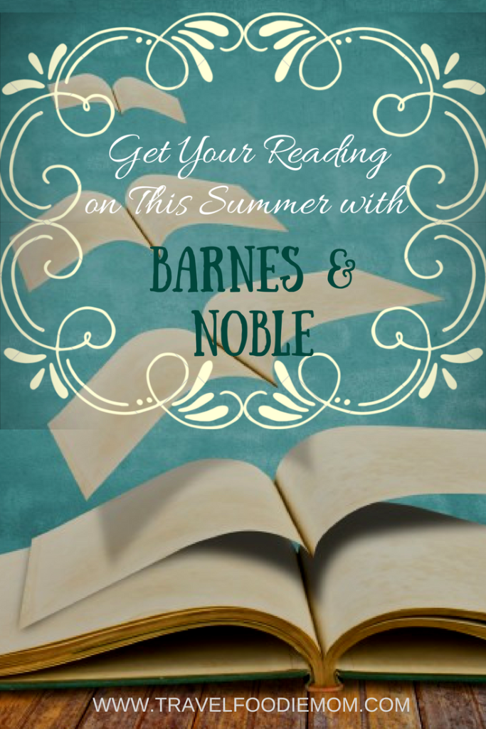 Get Your Reading on This Summer with Barnes & Noble!